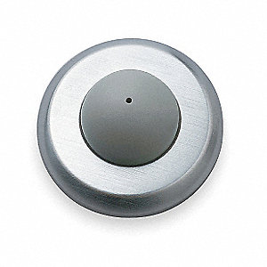 Convex Door Stop, Wall Mount