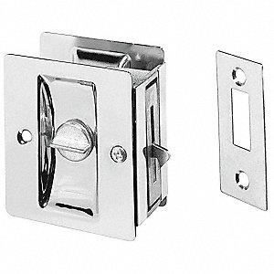 locking pocket door pull handlebrass