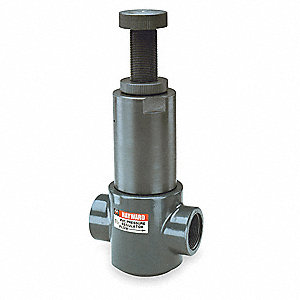 Pressure Regulator,1/4 In,5 to 75 psi