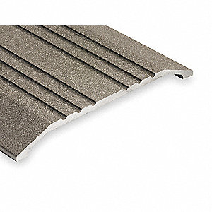 Saddle Threshold,Fluted Top,4 ft.