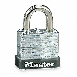 PADLOCK STEEL 1-1/8IN KA SPECIFY KE