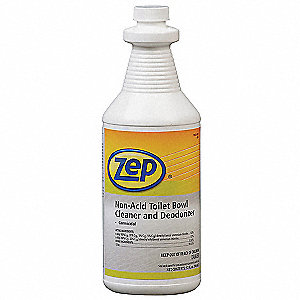 Zep Professional Bathroom Cleaner Floral Blue 3huk7 1041410 Grainger