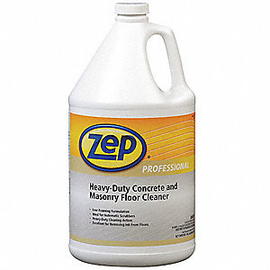1 gal. Concrete and Masonry Floor Cleaner, 1 EA