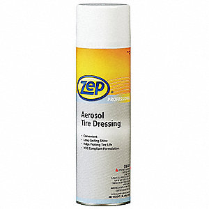 Tire Dressing,20 oz,14 oz Net,Aerosol