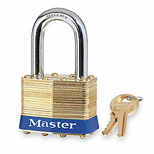"Keyed Padlock,Alike,2""W"