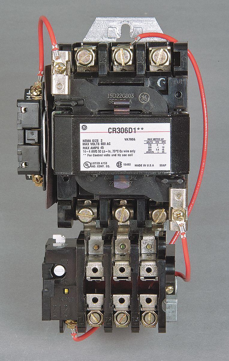 Nema motor starter sizes impremedia general electric magnetic motor starternema120v3p45a 3hxz2 swarovskicordoba Gallery