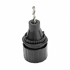 Replacement Chuck,1/2 In,For 6YB32-6YB33