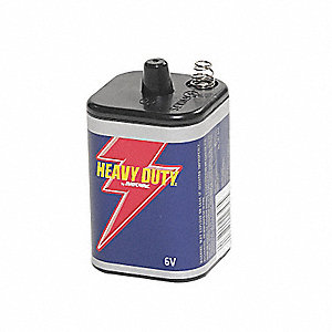 Heavy Duty Lantern Battery