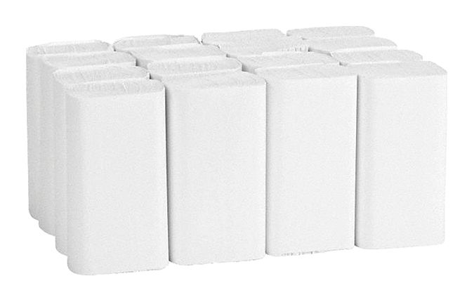 Paper Towel Sheets,  Pacific Blue Select(TM),  Multifold,  2 Ply,  Number of Sheets 125,  PK 16