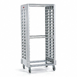 Rack and Cart, 300 lb.