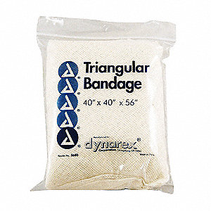 Triangular Bandage,Non-Woven Fabric