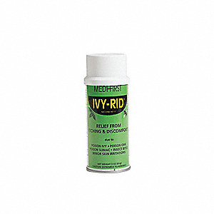 Poison Ivy Cleanser, Liquid Solution, Can, 3.000 oz.