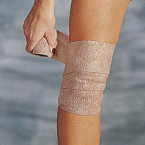 First Aid Elastic Wrap,Soft Support,3 In