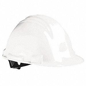 CAP SAFETY 6PT RATCHET SUSP WHITE