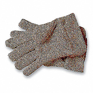 Heat Resistant Gloves, Terry Cloth, 350°F Max. Temp., Men's XL, PR 1