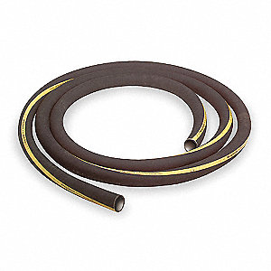 100 ft. Black Water Suction Hose, 100 psi