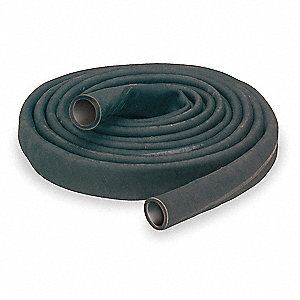 100 ft. Black Water Discharge Hose, 125 psi