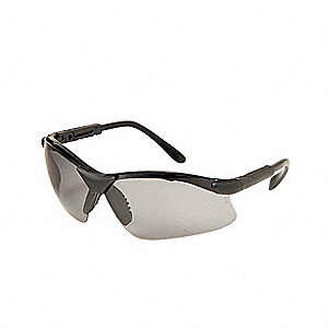 Revelation Uncoated Polarized Eyewear, Smoke Lens Color