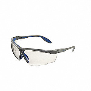 Genesis X2  Scratch-Resistant Safety Glasses, SCT-Reflect 50 Lens Color