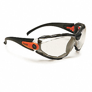Anti-Fog Dust Goggle, Clear Lens Color