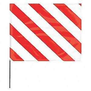 GRAINGER APPROVED MARKING FLAG, 30