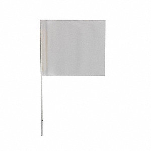 Marking Flag,Clear,Blank,PVC,PK100