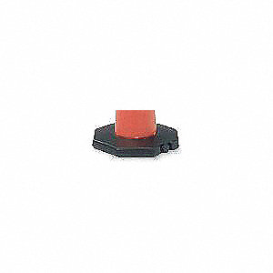 Fillable Traffic Cone Base,Black,16-1/2L