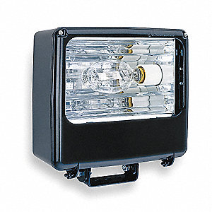 General Purpose Floodlight,  Lamp Watts - Fixtures 2.5,  Max. Fixture Wattage 400.0