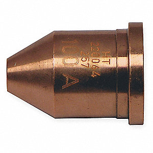 Weld Nozzle,30-60 A,Shielded,PK 5
