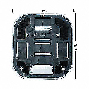 Magnetic Mount Shoe, For GOL10,  GL5149