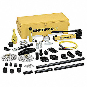 "Hydraulic Maintenance Set, 5 Ton Tonnage Capacity, 5"" Stroke Length"