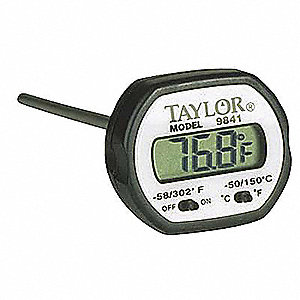 Digital Pocket Thermometer,LCD