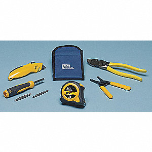 General Hand Tool Kit, Number of Pieces:  6, Application:  Journeyman