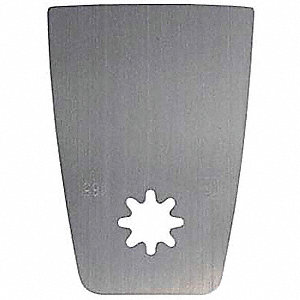 Scraper Blade,Flexible,PK2