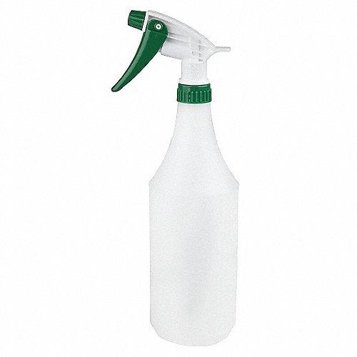 Botella con atomizador