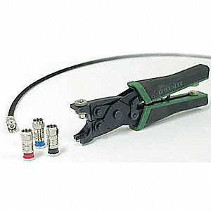 Compression Crimping Tool