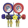 Mechanical Manifold Gauge Set, 4-Valve