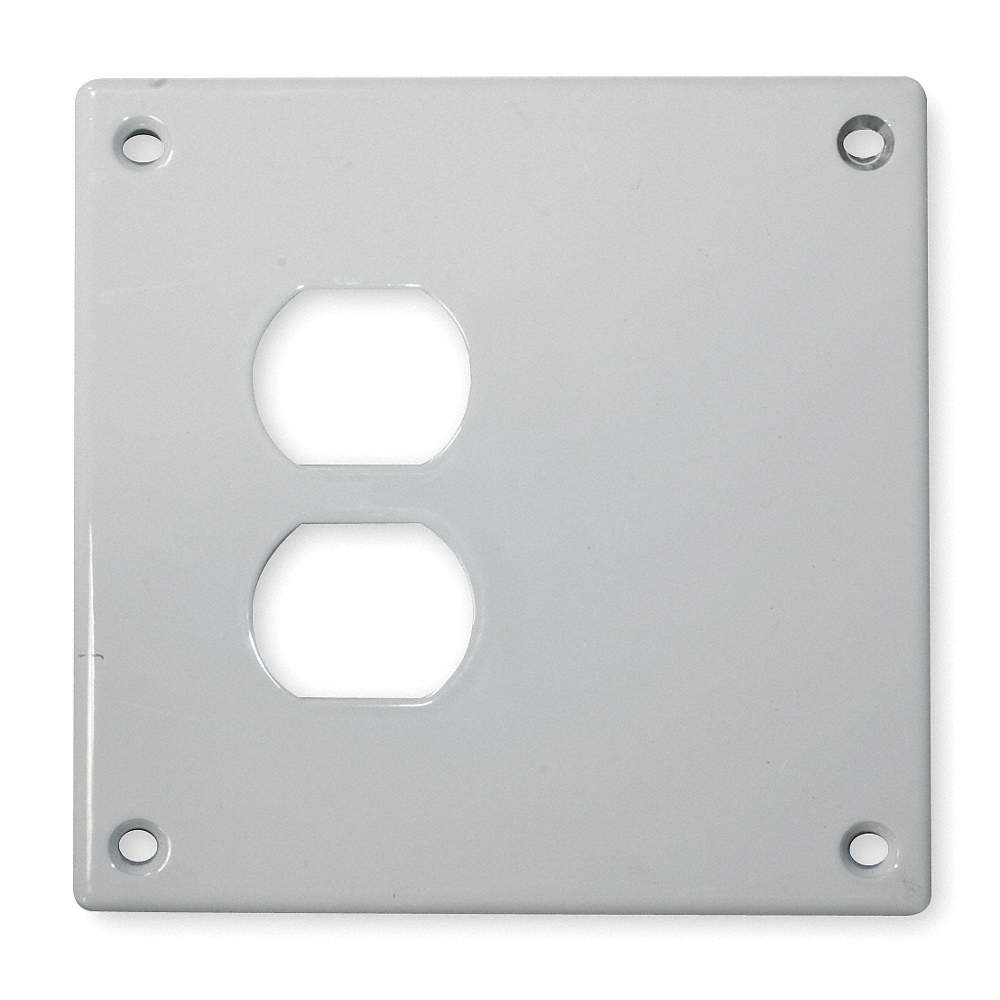 Blank Switch Plate Magnificent Hubbell Wiring Devicekellems Duplexblank Wall Plate2 Gangwhite Design Ideas