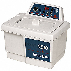 Ultrasonic Cleaner,DTH,3/4 gal.,90 min