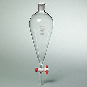 SEPARATORY FUNNEL,1000 ML