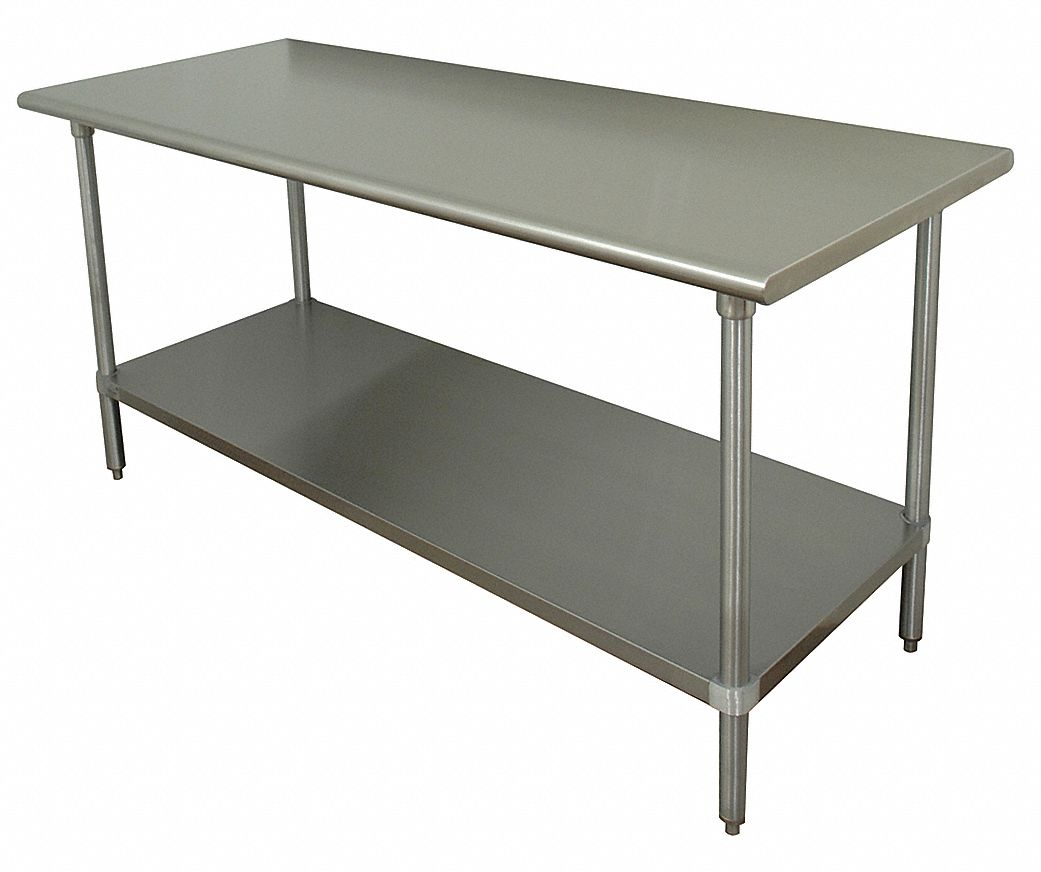 Drawer,  Stainless Steel,  5 in Height,  17 3/4 in Width,  15 in Depth