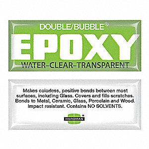 Epoxy,Water Clear,3.5g,PK10