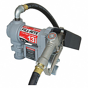 PUMP TRANSFER 115V AC STD DUTY