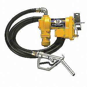 FUEL TRANSFER PUMP,1/4 HP,115VAC,13