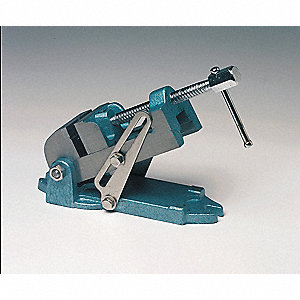 VISE,DRILL PRESS,ANGLE,25A,JAW 2 1/