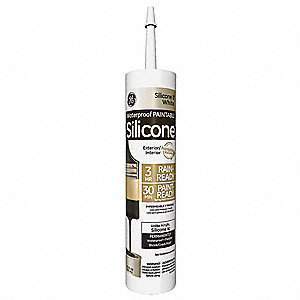 Paintable Sealant,10.1 oz.,White