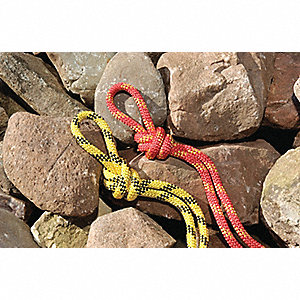 Climbing Rope,PES,1/2 In. dia.,600 ft. L