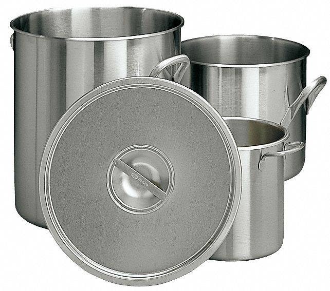 Stainless Steel Container Covers