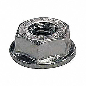 Hex Flange Locknut