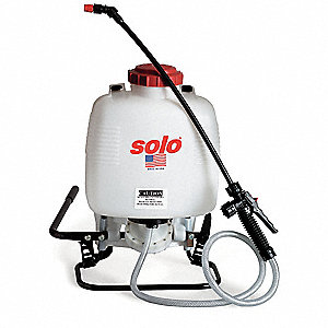 Herbicides, Pesticides, Fertilizers Backpack Sprayer, 3 gal.